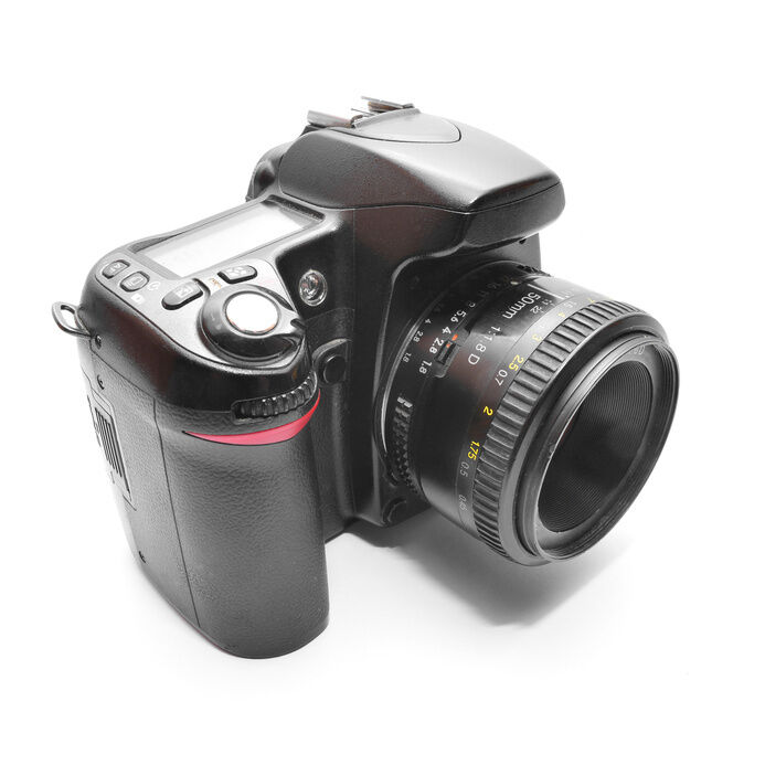 What Is a DSLR Camera? | eBay