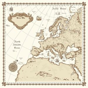 Top 9 Western European Maps to Own