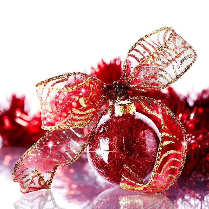 Creative Christmas Ribbon Decorations You Can Make At Home