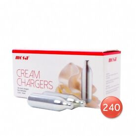Cream chargers catering and whippers