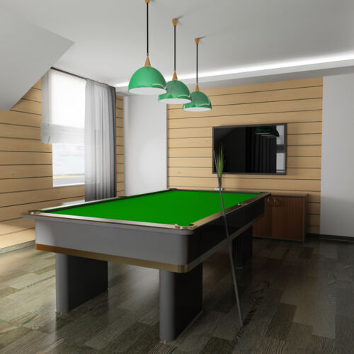 HowtoChoosetheRightSizePoolTable - How much room for a pool table