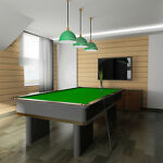 How to Choose the Right Size Pool Table