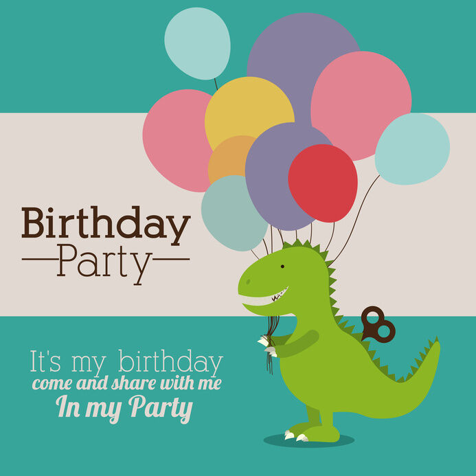 Top 5 Dinosaurinspired Party Ideas – Dinosaur Party Invitation Ideas