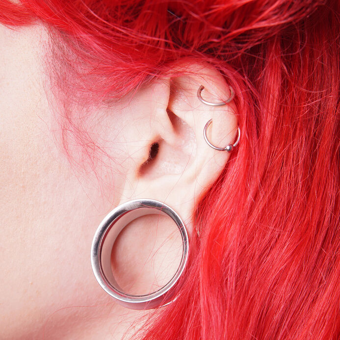 How To Take Care Of Ear Gauges