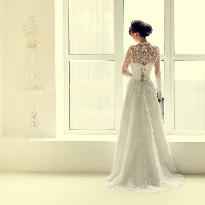 Maßarbeit: die Vorzüge von Brautkleidern aus dem Schneideratelier