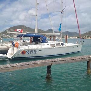 Jeanneau 43 DS for sale in St. Maarten