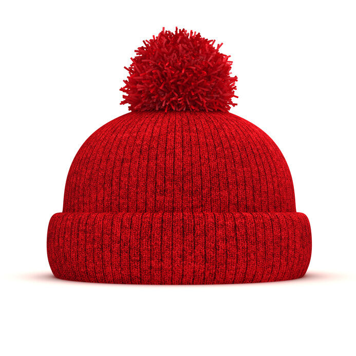 Ever felt like you wanted to learn how to Knit something to wear? Try something simple like knitting a beanie! It's quite easy and nice to wear during the cold winter days.