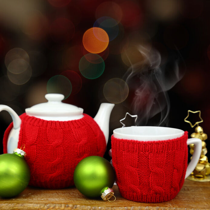 Throwing A Christmas Party At Home: Ideas For Throwing A Fabulous Christmas Tea Party