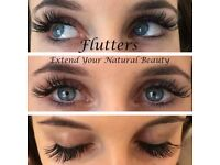 Eyelash Extensions South London Clapham, 9 years experience of individual lashes and volume lashes