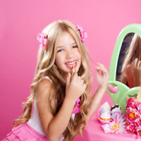 Spa parties for kids