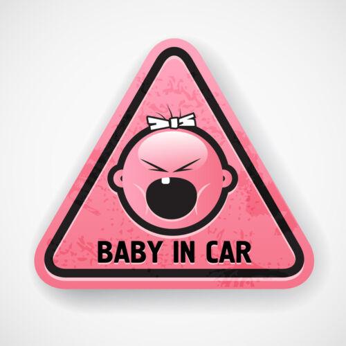 Wie Sie online die tollsten Autoaufkleber für Babys finden