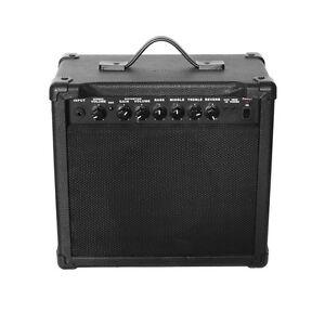 DIY: Acoustic Guitar Amp