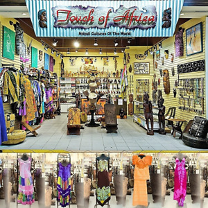 Holiday Sales. African Traditional Fashion to Loose Clothing