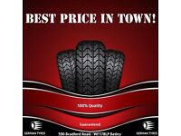 Branded Part Worn Tyres From £15 Fitted
