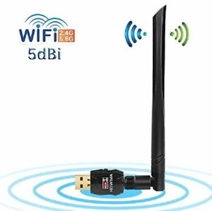 Antenne WiFi USB Dual Band