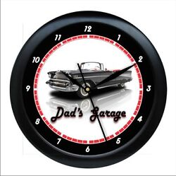 Customize Car Classic 10 Personalized Wall Clock Garage Work Shop Gift