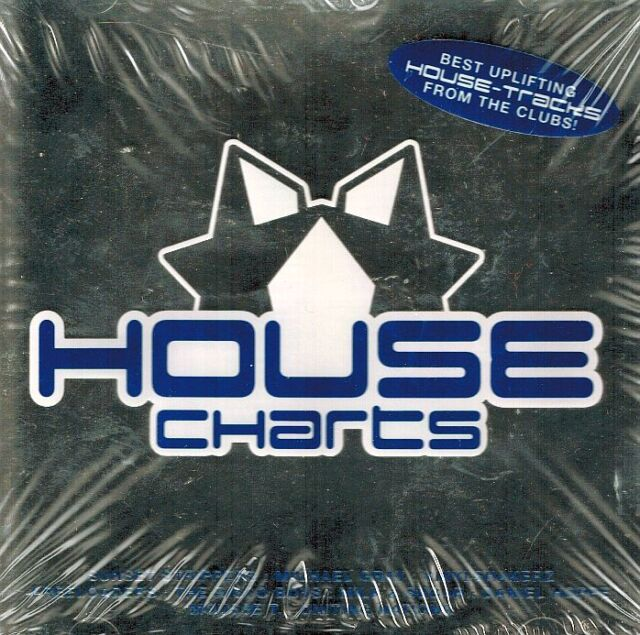 DOPPEL-CD NEU/OVP - House Charts - Best Uplifting House-Tracks From The Clubs