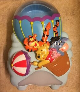 Disney Baby Winnie The Pooh Musical Crib Light Projector Kitchener / Waterloo Kitchener Area image 1