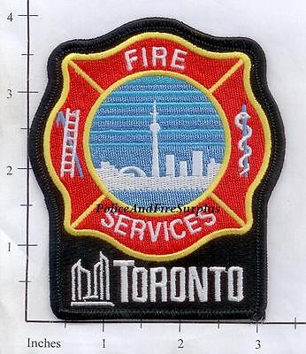 Canada - Toronto Fire Dept Patch