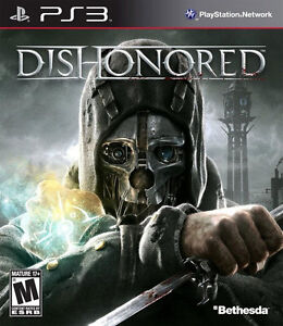 Dishornored  ps3