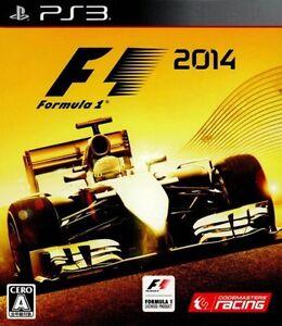 WTB F1 2014 PS3