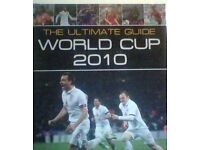 world cup 2010,book.