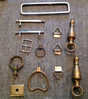 Antique & Vintage Handles And Fittings Metal Brass Restoration Spare Parts