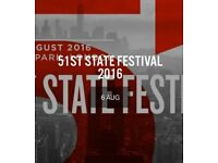 51st state 2 tickets for sale