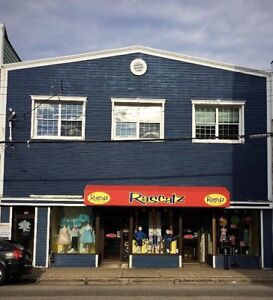 1900 Sq. Ft. Prime Retail  /  Office Space
