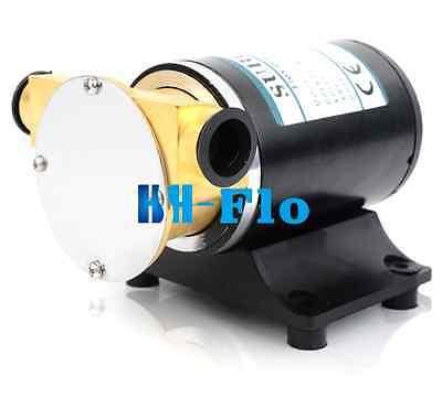 Flex Flo Pump - HSH-Flo DC12V Flexible Impeller Water Pump 32 L/min 3m Head