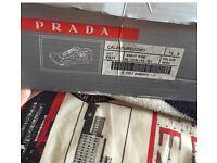 Ladies Prada trainers