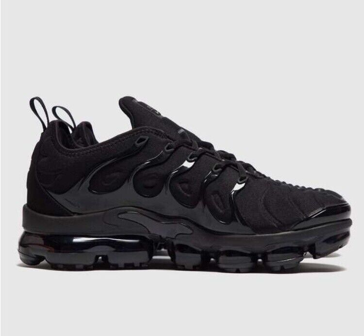 new style f2586 fba30 BRAND NEW NIKE AIR VAPORMAX PLUS ALL BLACK COLOUR 68W | in Sandwell, West  Midlands | Gumtree