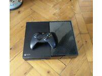 Xbox One 500gb + Top Games.. Fifa. WWE, GTA etc.
