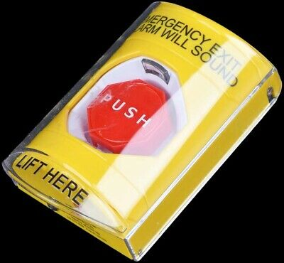 Safety Technology Ss22a9 Yellow Stopper Nm Signaling Station W Sound