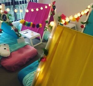 Children's Sleepover Tent Slumber Parties Oxenford Gold Coast North Preview