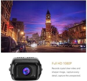 Apeman 1080p Dual Dash Cam