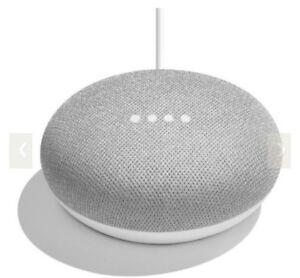 Google home mini jamais utilisé