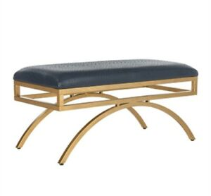 BRAND NEW SAFAVIEH MOON ARC BENCH