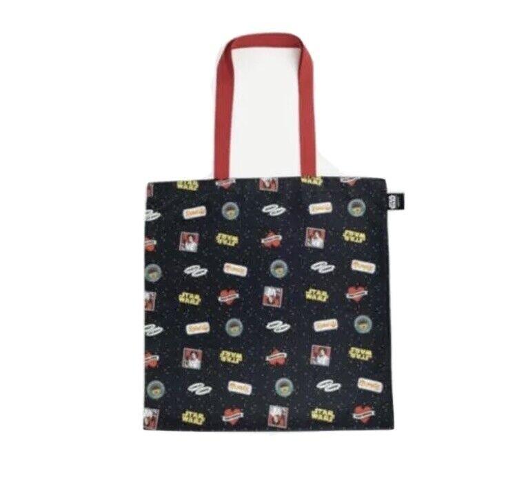 Harveys Seatbelt Bag Shopper Tote Disney Star Wars Rebel Princess Leia, NIP
