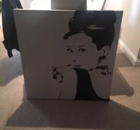 Large IKEA canvas