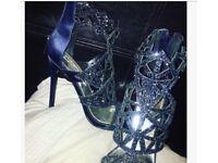 Kurt Geiger heels **worn once**