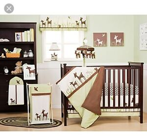Kidsline willow bed set and decor