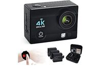Sport Action Camera 4K 16MP