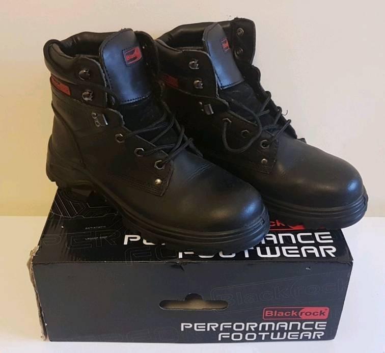Blackrock performance footwear safety shoes 7