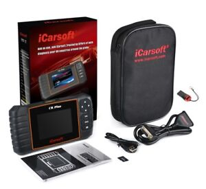 ICARSOFT CR-PLUS PROFESSIONAL OBD2 ABS SRS DIAGNOSTIC TOOL