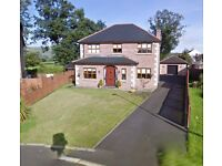 Spacious 4 bedroom House with Detached Garage to Rent (Dungiven)