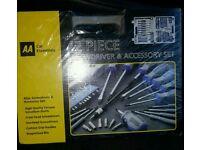 AA 42 piece Screwdriver set brand new