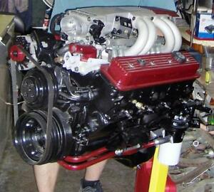 GM Engine- Over 500HP