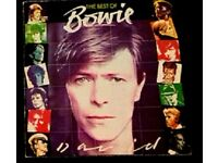 DAVID BOWIE FRENCH PRESSING EXCELLENT CONDITION