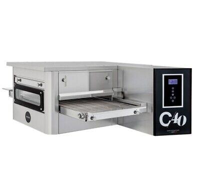 Rotoquip 16 Commercial Natural Gas Conveyor Pizza Oven Rotobelt Conveyor Oven